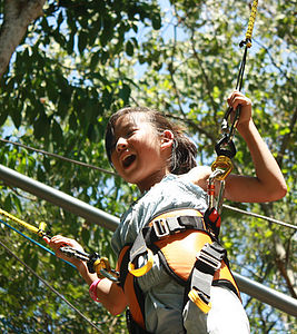 Jumping Jack, Escape Theme Park Penang