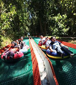 Tubby Racer, Escape Theme Park Penang