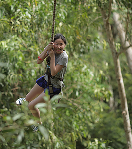 Jungle Swinger, Escape Theme Park Penang