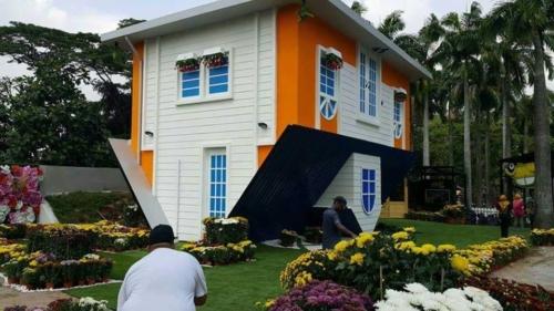 Kuala Lumpur Upside Down House