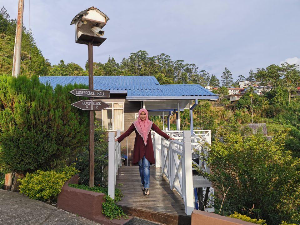 kinabalu pine resorts kundasang sabah